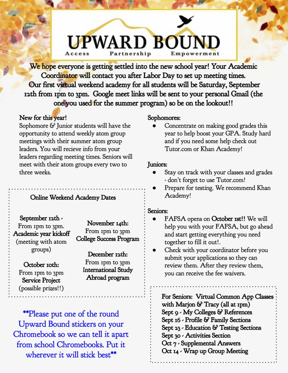 september newsletter english
